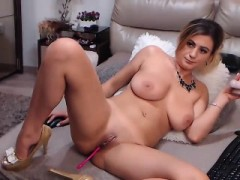 Cougar Round Plaything Thick Backside Brutal